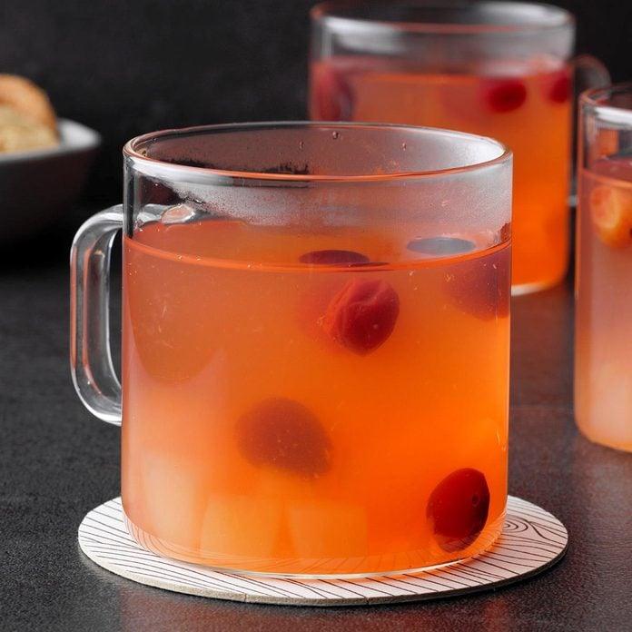 Cranberry-Apple Spritzer