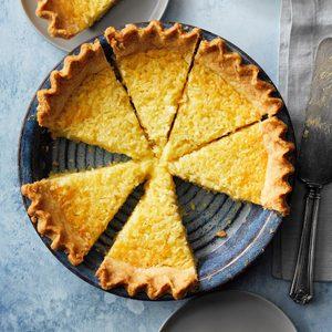 Mama's Buttermilk Coconut Pie