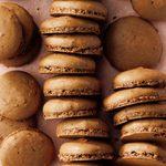 Mocha-Walnut Macarons