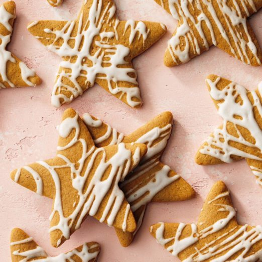 How to Make Peanut Butter Cinnamon Snap Cutouts
