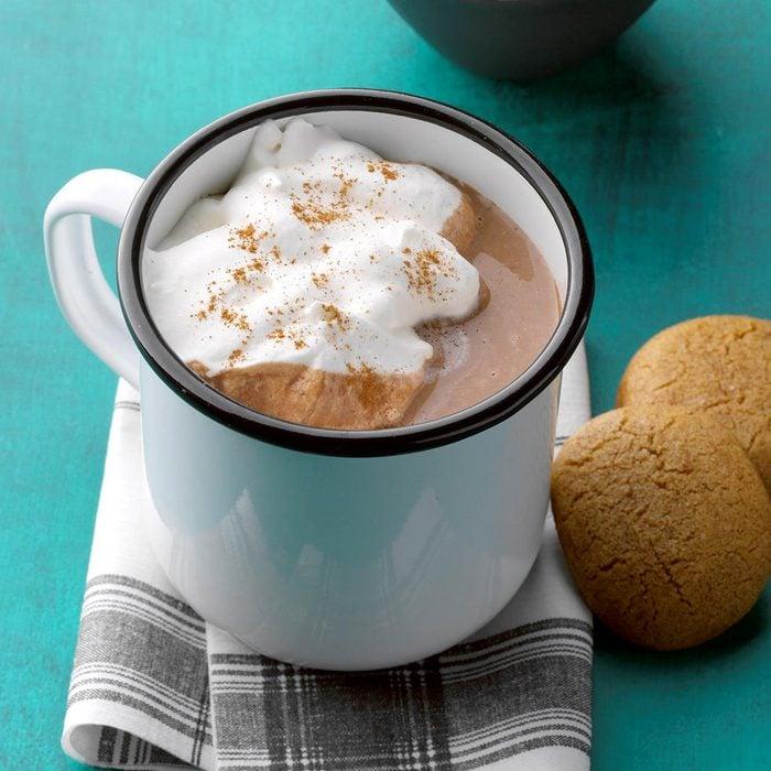 Snickerdoodle Hot Chocolate