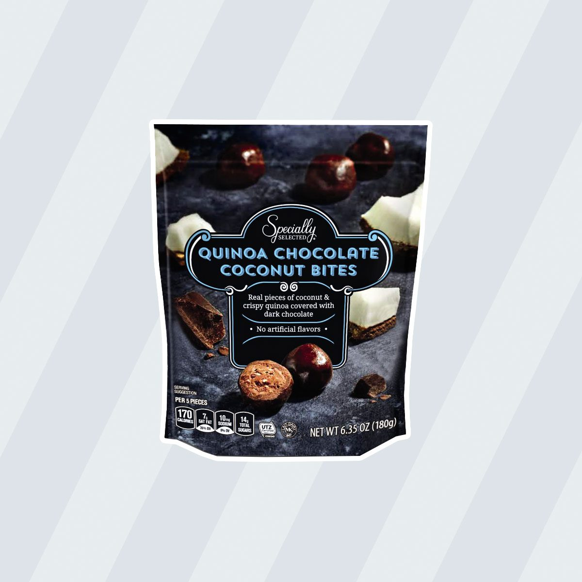 Specially Selected Coconut Quinoa Chocolate Bites