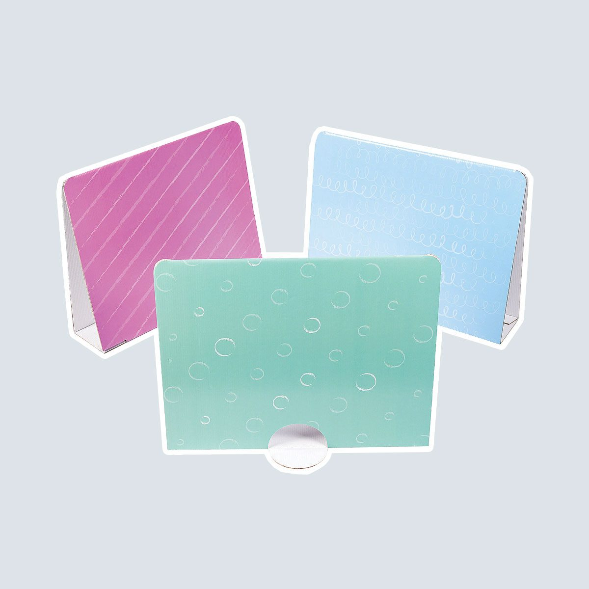 Tabletop Privacy Dividers