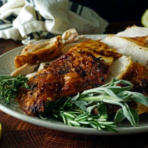 How to Make an Air Fryer Turkey Breast That's Perfectly Juicy