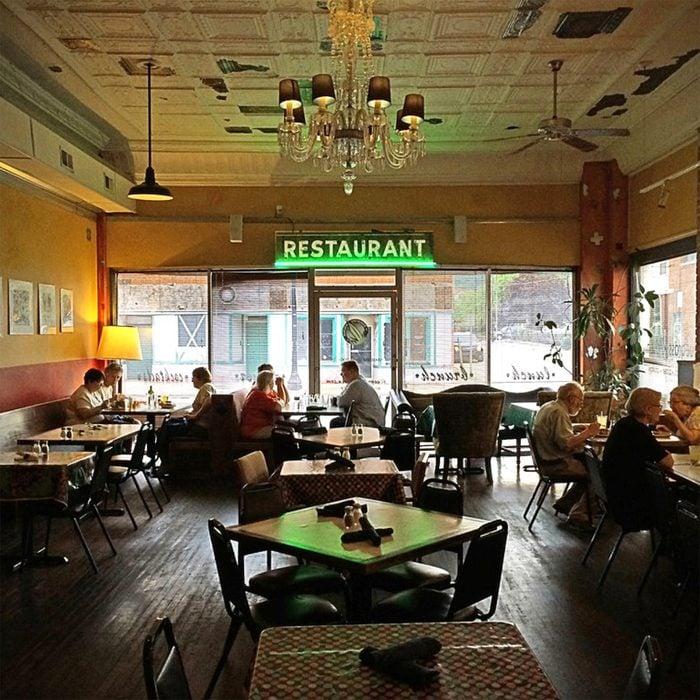 Best vegetarian restaurant in West Virginia Bluegrass Kitchen