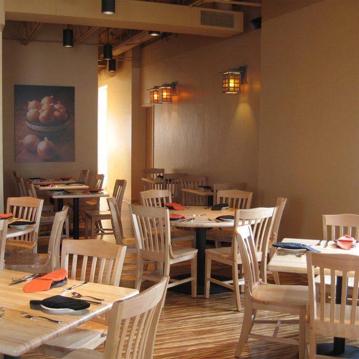 Best vegetarian restaurant in Wisconsin Cafe Manna