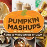 Pumpkin Mashups Recipe Contest