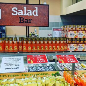 You HAVE to See These Photos of Reinvented Salad Bars During COVID-19