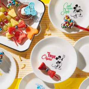 New Mickey Mouse Plates Are Here—and We Want Them All