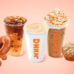 The Dunkin' Fall Menu Is Out—and It Includes a Pumpkin Spice Latte
