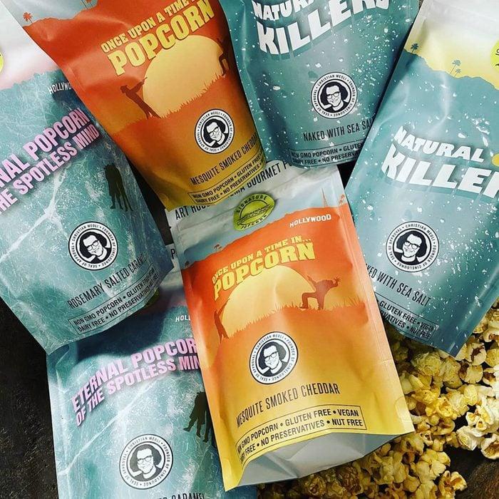 Arena Cinelounge Gourmet Popcorn
