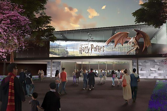 Warner Bros. Studio Tours Tokyo – The Making of Harry Potter