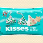 Sugar Cookie Hershey's Kisses Will Be Here by Christmas, and They're a Baker's Dream