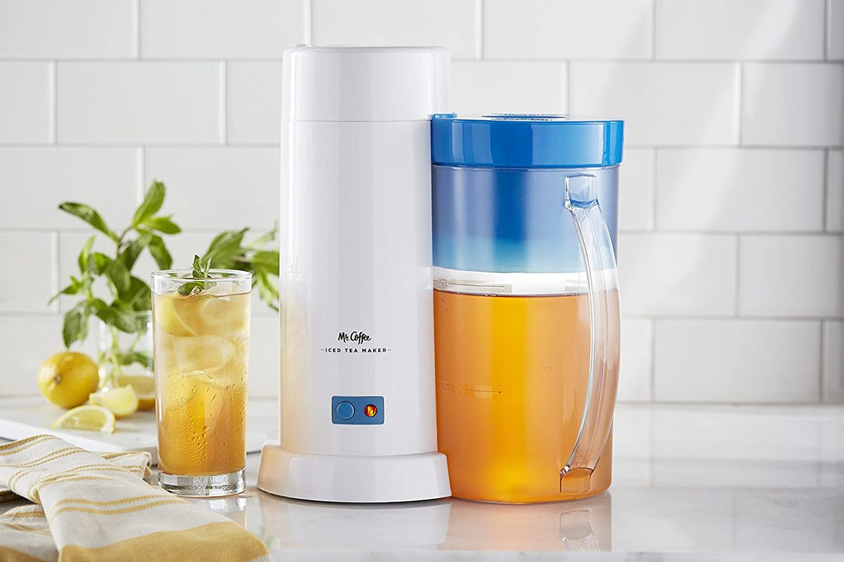 The Best Iced Tea Maker and Other Tools You Need to Make (and Sip!) Perfect Iced Tea