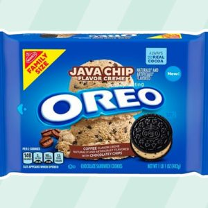 "Java Chip Oreos Will Be Here ""Very Soon,"" But Only for a Limited Time"