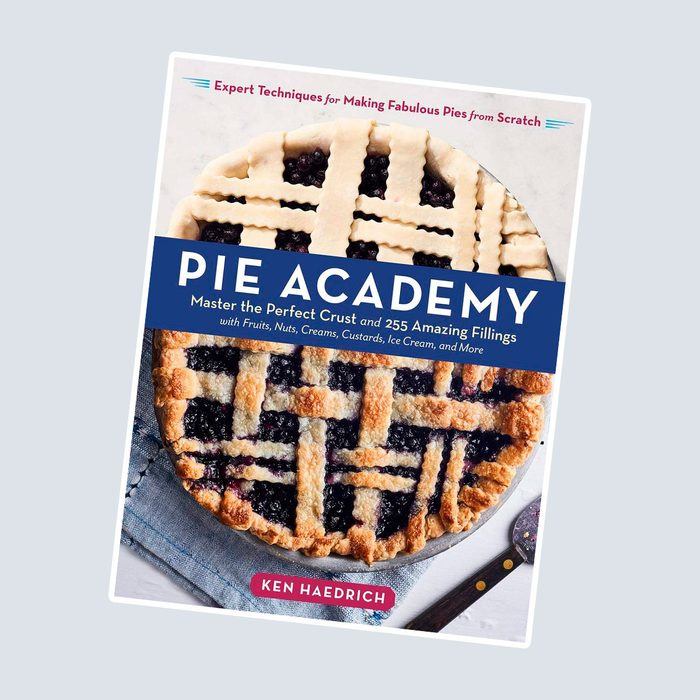 Pie Academy:Master the Perfect Crust and 255 Amazing Fillings with Fruits, Nuts, Creams, Custards, Ice Cream and More