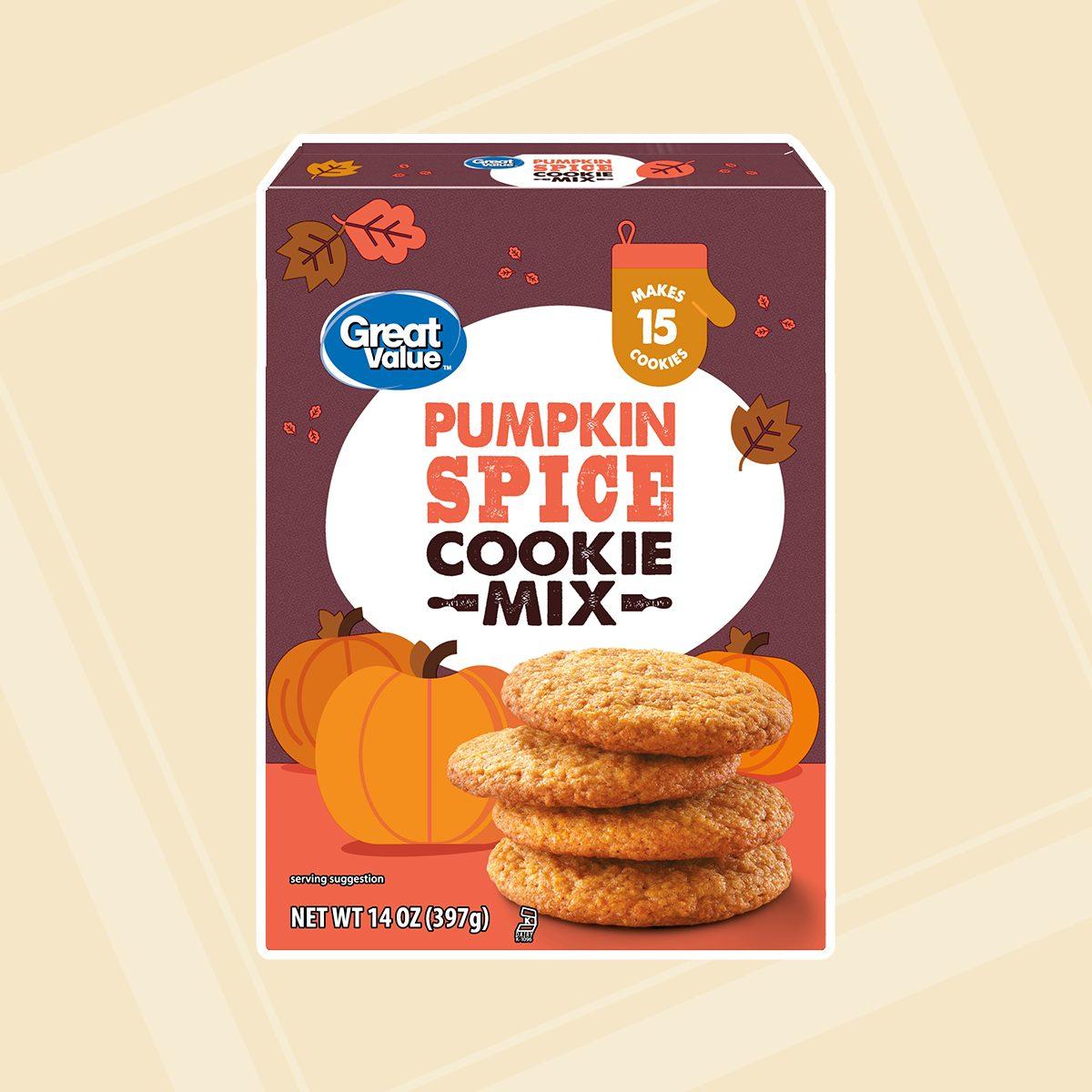 Great Value Pumpkin Spice Pancake & Waffle Mix