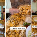 """How to Make a """"Nacho Table"""" to Share with Your Family"""