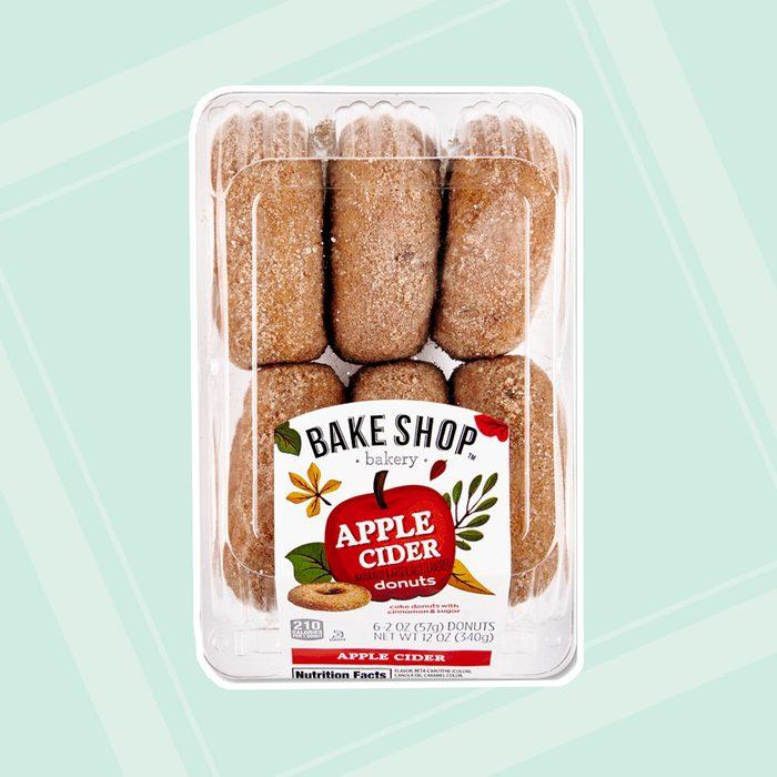 Bake Shop Apple Cider Doughnuts