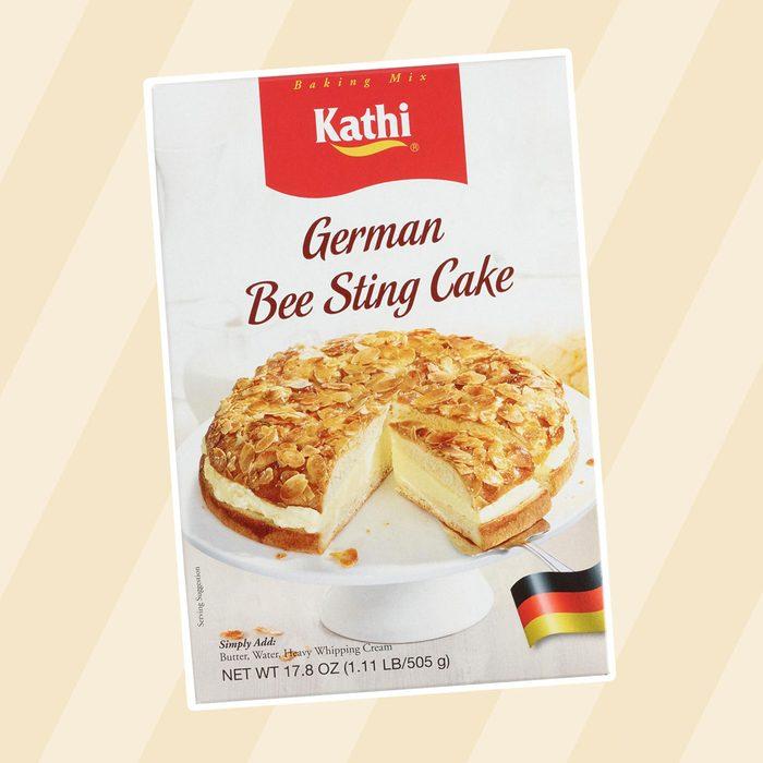 Bee Sting Cake Mix