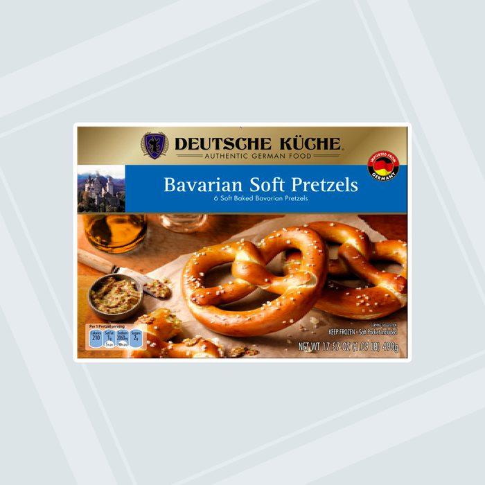 Deutsche Kuche Bavarian Soft Pretzels