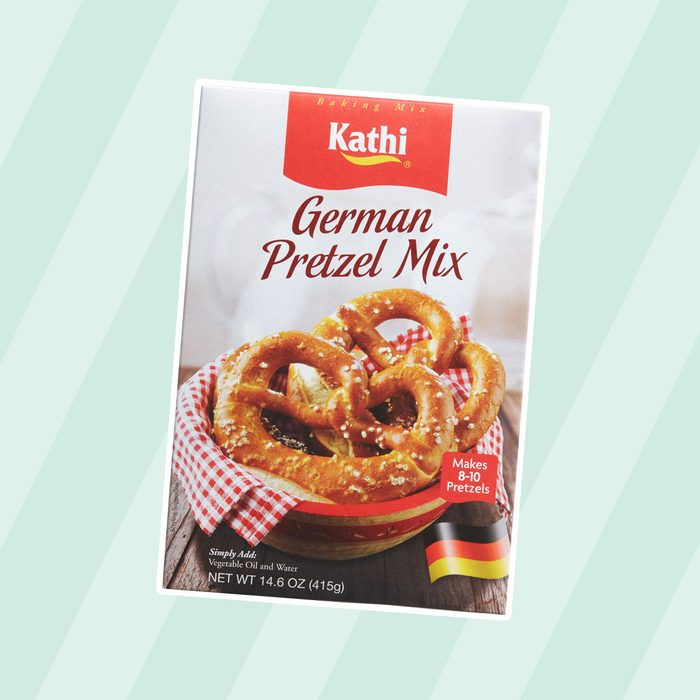 German Pretzel Mix