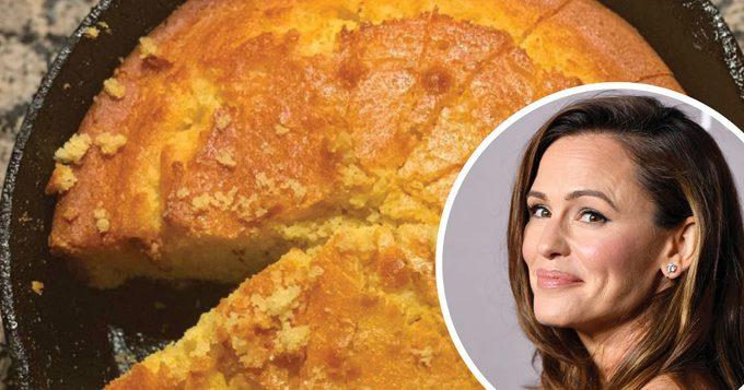 Jennifer Garner cornbread