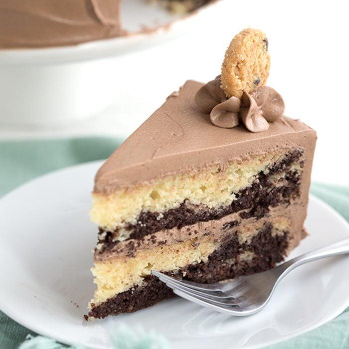 Keto Marble Cake