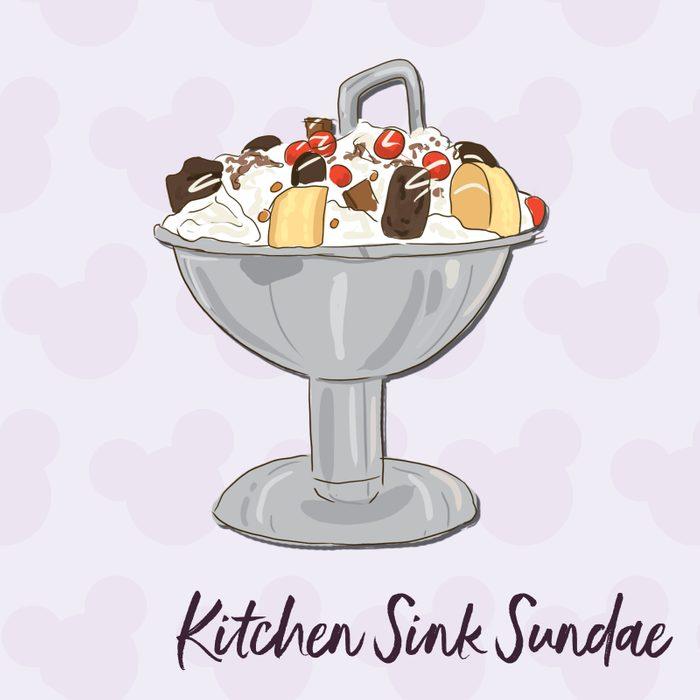 Kitchen Sink Sundae