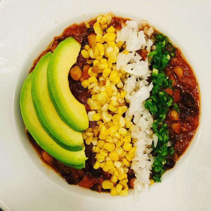 Martha Stewart homemade chili