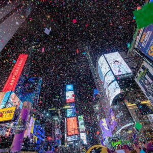 New Year's Eve in Times Square Will Be Virtual This Year—Here's What to Expect
