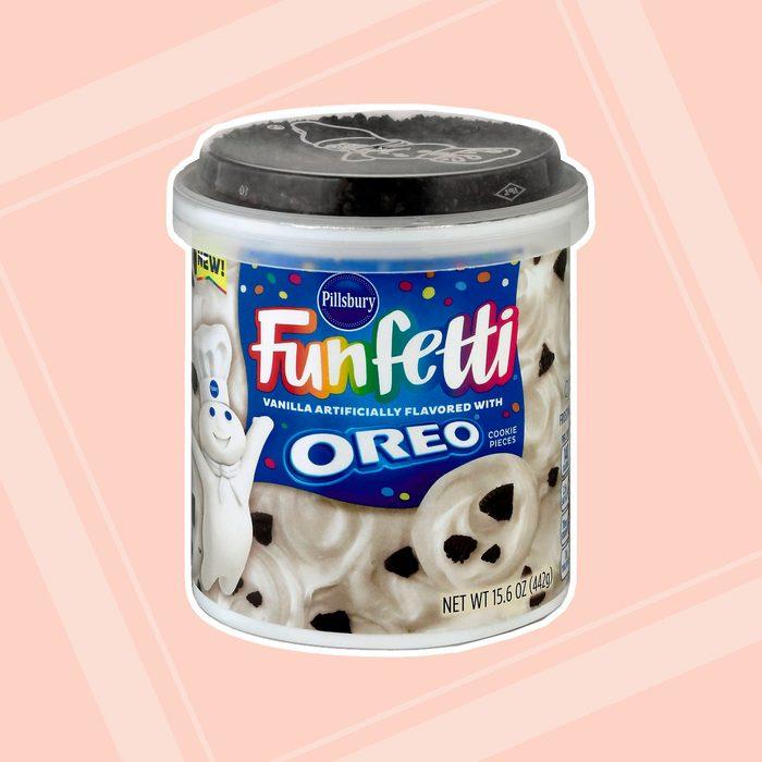Pillsbury Oreo Vanilla Frosting And Cake Mix Copy