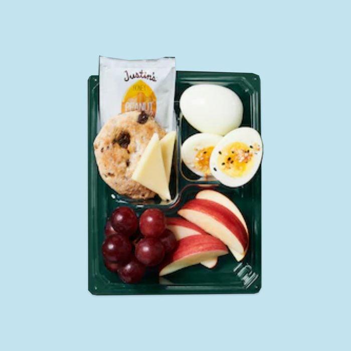 Starbucks Eggs & Cheese Protein Box