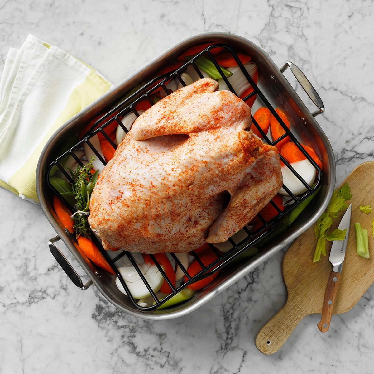 How to Cook Upside-Down Turkey—the Turkey Technique You Haven't Tried Yet