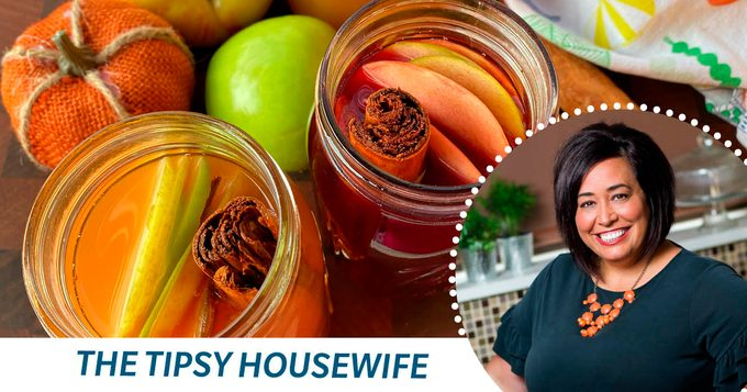The Tipsy Housewife