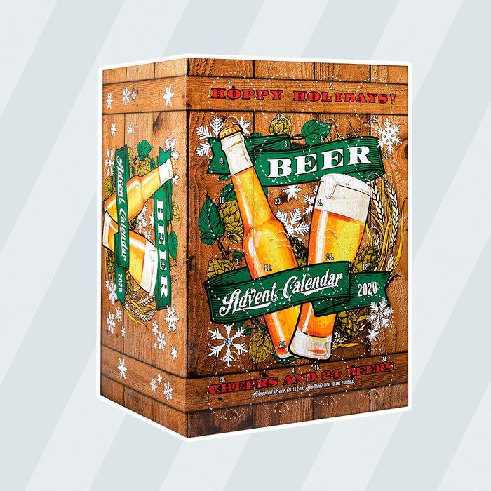 Beer Advent Calendar from Aldi