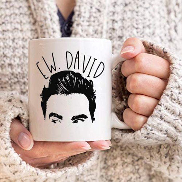 alexis ew david mug