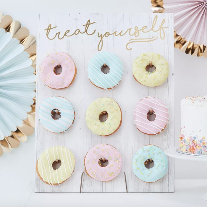 """""""Treat Yourself"""" Donut Wall Pick And Mix"""