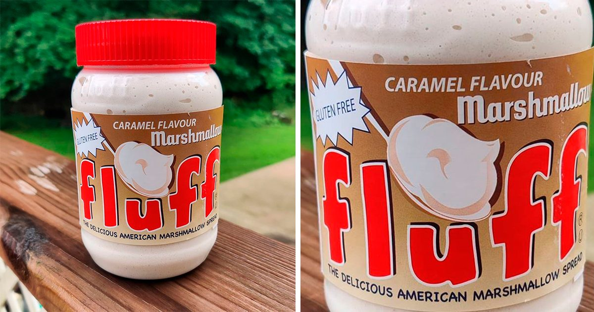 Caramel Marshmallow Fluff Is a REAL THING