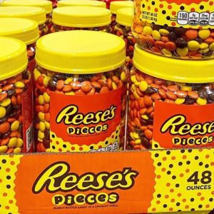 Costco Is Selling an ENORMOUS Jar of Reese's Pieces Right Now
