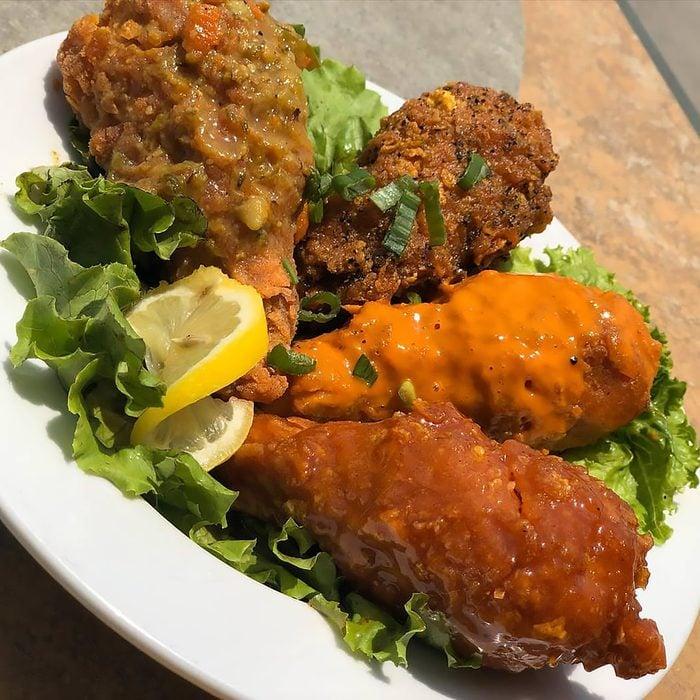 Best vegetarian and vegan restaurant in Florida Dajen Eats Cafe