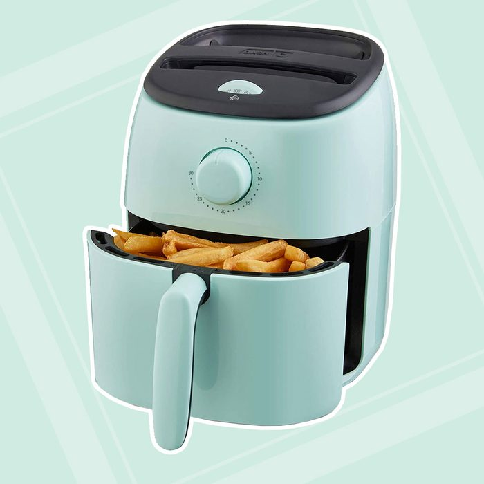 Dash DCAF200GBAQ02 Tasti Crisp Electric Air Fryer Oven Cooker with Temperature Control