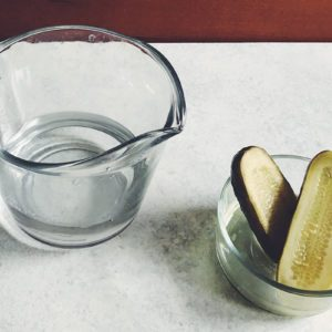 How to Make Dill Pickle Vodka at Home