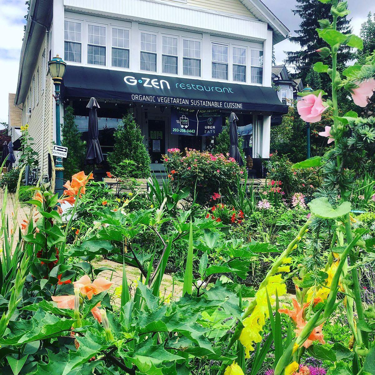 Best vegetarian and vegan restaurant in Connecticut G-Zen Restaurant