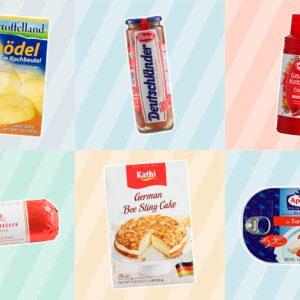 12 Amazing German Foods You Can Buy Online