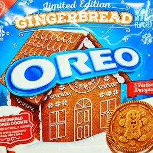 This Is Where to Find Gingerbread Oreos Right Now