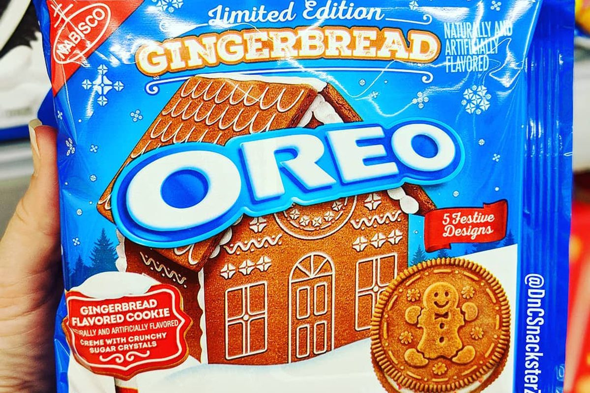 This Is Where to Find Gingerbread Oreos   2020   Taste of Home