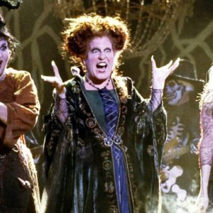 The Hocus Pocus Cast Is Reuniting For a Halloween Event, and We Need a Calming Circle
