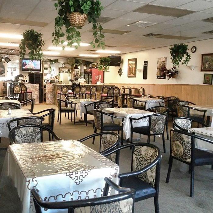 Best vegetarian and vegan restaurant in South Dakota Lalibela