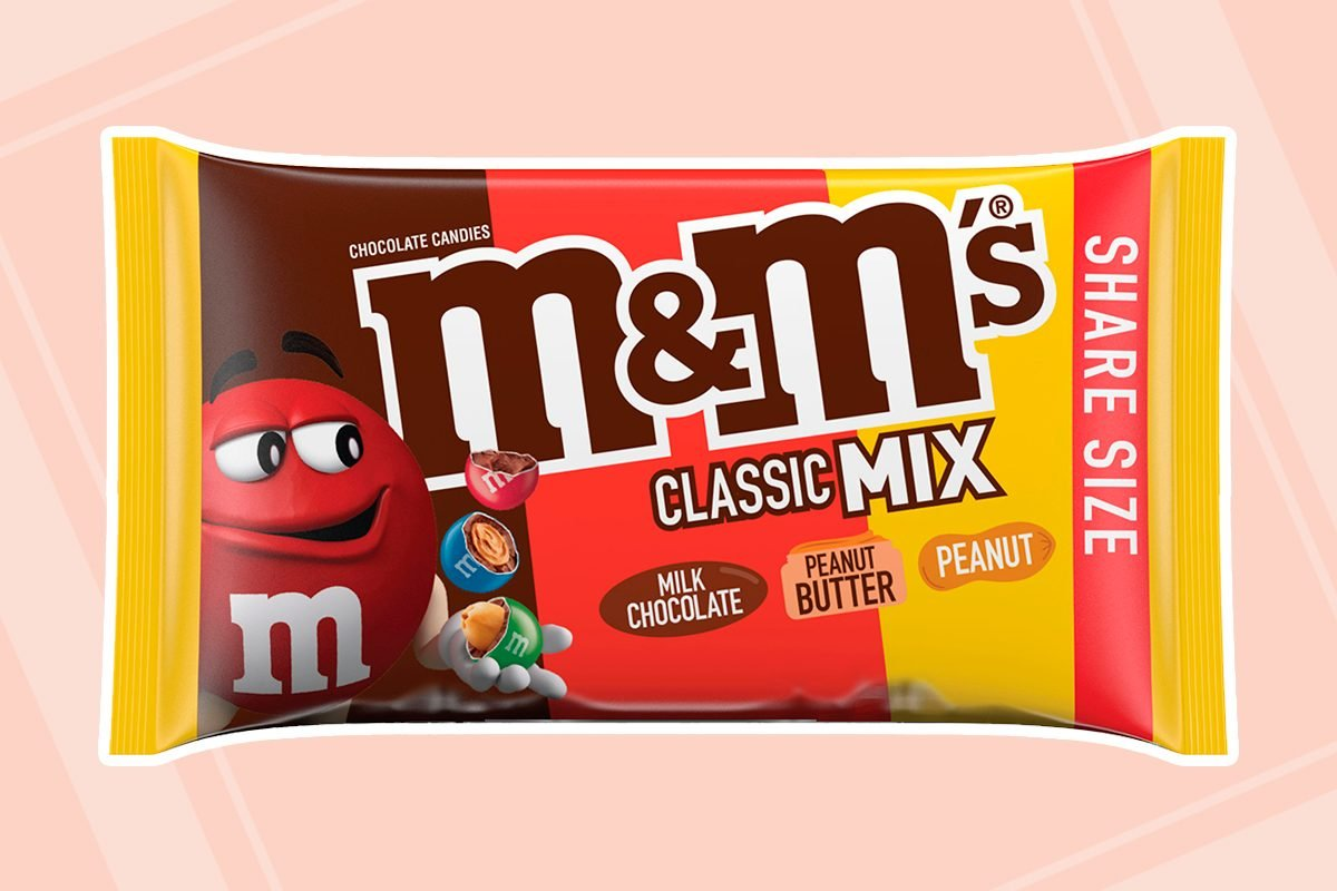 M&M's Mix Pack